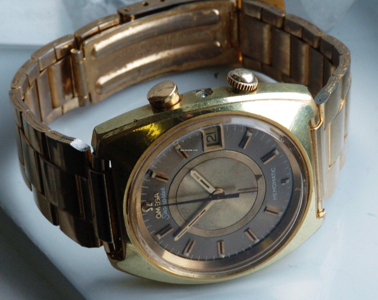 Omega Memomatic 166.072 1971 pre-owned