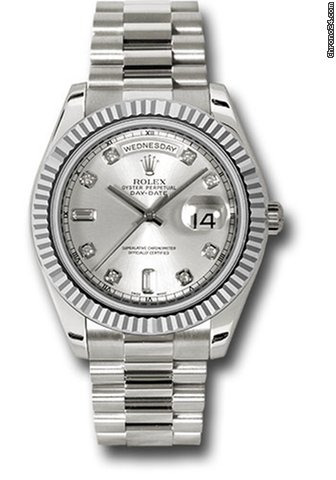 Rolex Day-Date II 218239 2013 usados