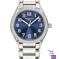 Patek Philippe Steel Automatic Blue Arabic numerals 36mm new Twenty~4