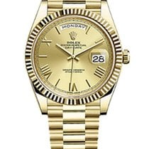 Rolex Day-Date 40 228238 Very good Yellow gold 40mm Automatic
