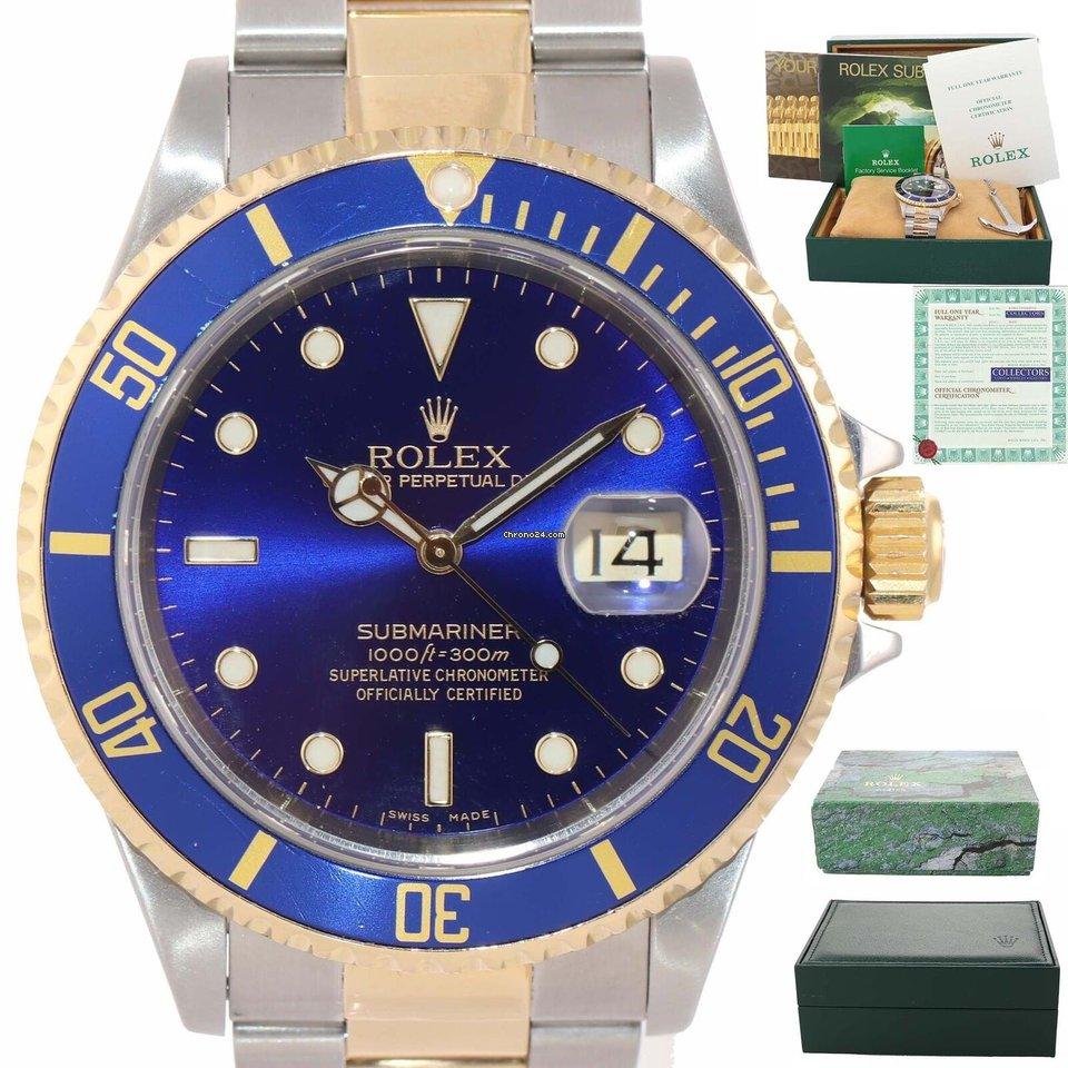 Rolex Sultan 16613  73bf5ad66f7