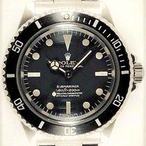 勞力士 5512 鋼 1964 Submariner (No Date) 40mm 二手