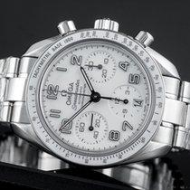 Omega Speedmaster Ladies Chronograph gebraucht 38mm Stahl
