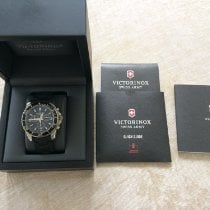 Victorinox Swiss Army Maverick Stal 43mm Czarny