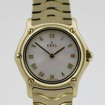 Ebel Geelgoud 24mm Quartz 8157111 tweedehands Nederland, Nijmegen  (www.horloge-sieraden.nl)