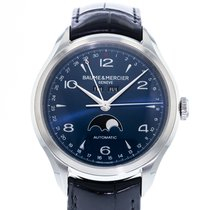 Baume & Mercier Clifton MOA10057 2010 pre-owned
