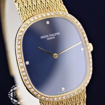 Patek Philippe Yellow gold 35mm Manual winding Golden Ellipse pre-owned