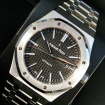 Audemars Piguet Steel 41mm Automatic 15400ST.OO.1220ST.01 pre-owned United Kingdom, London