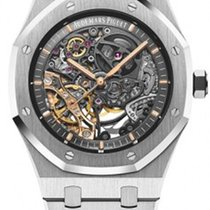 Audemars Piguet Royal Oak Double Balance Wheel Openworked Сталь Россия, Москва