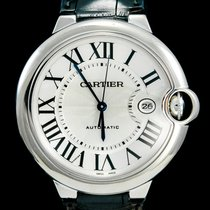Cartier Ballon Bleu 42mm W6900556 2012 rabljen
