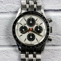 Universal Genève Compax Steel 36mm White United States of America, Florida, Sunny Isles Beach