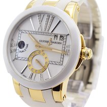 Ulysse Nardin Executive Dual Time Lady 40mm Mother of pearl United States of America, California, Beverly Hills