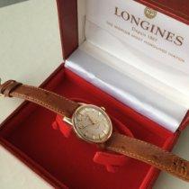 Longines Conquest Золото/Cталь 35mm