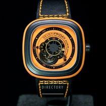 Sevenfriday P-Series P1/03 Orange RRP £850