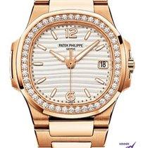 Patek Philippe Nautilus Rose Gold - 7010/1R-011