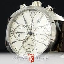 Eterna Kontiki Chronograph Automatik Neu Full Set 1240.41...