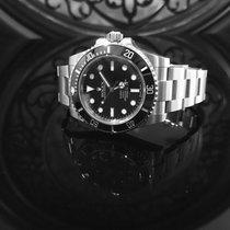 Rolex Submariner 114060 No Date mit Box & Papier
