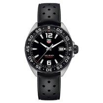 TAG Heuer Formula 1 41mm Date Quartz Mens Watch WAZ1110.FT8023