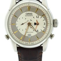 Oris Artelier Worldtimer Steel 41mm United States of America, New York, New York