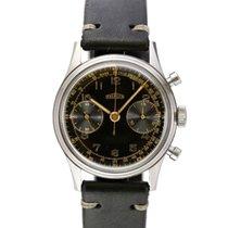 Angelus Vintage Gilt Dial Chronograph
