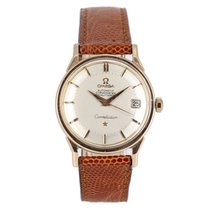 Ωμέγα (Omega) Constellation Chronometer Goldcap | Ref. 168.005...