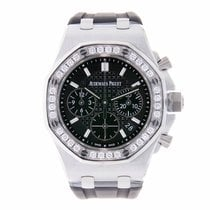 Audemars Piguet Offshore 37mm Stainless Steel with Diamonds Watch