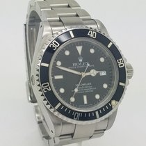 Rolex Transitional Sea-dweller 16600 Steel Vintage Automatic...