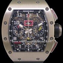 Richard Mille Rm 011 Chrono Flyback Felipe Massa