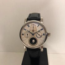 Christiaan v.d. Klaauw White gold 40mm Automatic CKRL7724 new