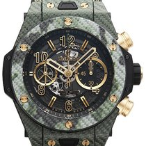 Hublot Big Bang Unico Italia Independent Green Camo 45mm...