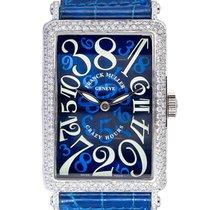 Franck Muller Crazy Hours White gold 32.5mm Blue Arabic numerals United Kingdom, London