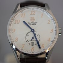 TAG Heuer Carrera Calibre 6 WAS2115.FC6181 2018 neu