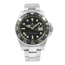 Rolex GMT-Master II 116710LN 2014 pre-owned
