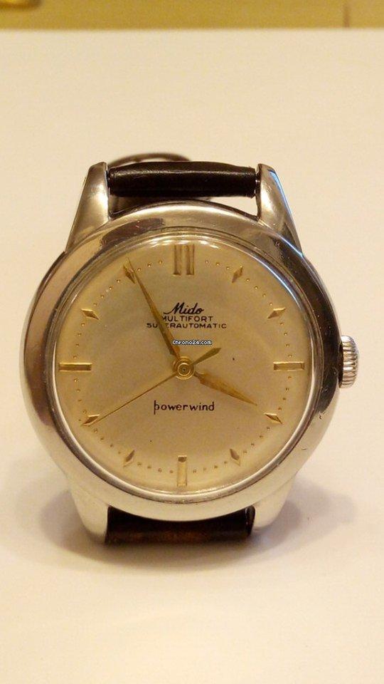 3fa779bf2e3 Relógios Mido usados - Compare os preços de relógios Mido usados