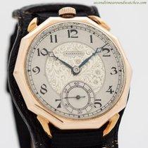 Tavannes Pocket Watch Conversion To Wrist Watch circa 1930's