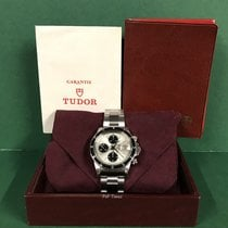 Tudor 79170 Steel Oysterdate Big Block 40mm