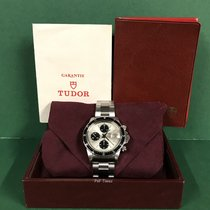 Tudor 79170 Acero Oysterdate Big Block 40mm