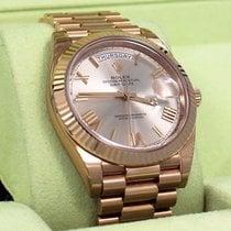 Rolex Day-Date 40 228235 SR nouveau