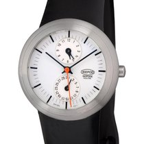 Ikepod 39mm Automatic new Isopode White