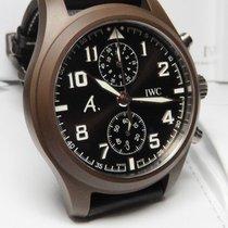 IWC Pilot 46mm Brown