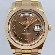 315cfe35e9b Rolex Day-Date II Rose gold - all prices for Rolex Day-Date II Rose ...