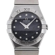 Omega Constellation Quartz 123.10.27.60.53.001 2020 nouveau