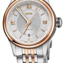Oris Classic Gold/Steel