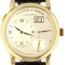 A. Lange & Söhne Lange 1 Yellow gold 38.5mm Gold United States of America, Illinois, BUFFALO GROVE
