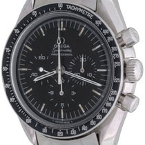 Omega Speedmaster Professional Moonwatch Steel 41mm Black No numerals United States of America, Texas, Dallas