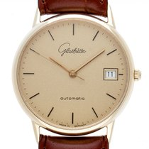 GUB Glashütte Yellow gold 33mm Automatic pre-owned