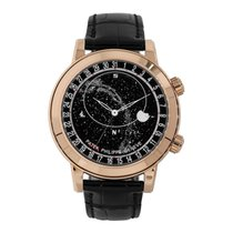 Patek Philippe Celestial Rose gold 44mm Black No numerals United States of America, New York, New York