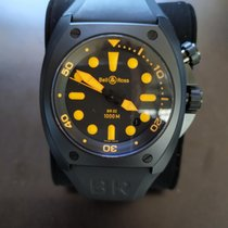 Bell & Ross BR 02 new 2015 Automatic Watch with original box and original papers BR02-20-S