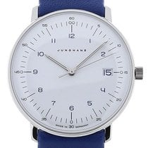 Junghans Steel 33mm Quartz 047/4540.00 new