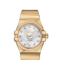 Omega Constellation Ladies 123.55.35.20.52.002 новые